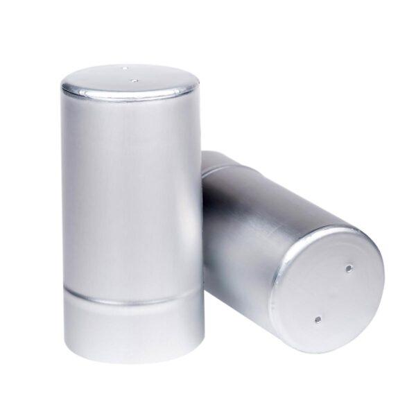 Kapturki POLY 29,3x60 - srebrne