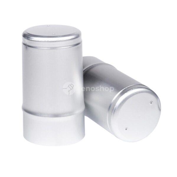Kapturki POLY 29,3x55 - srebrne