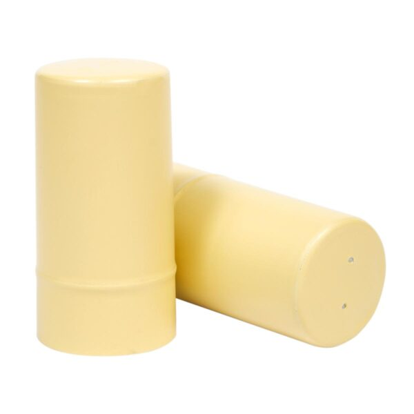 Kapturki POLY 29,3x60 - jasnożółte