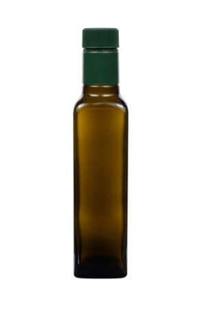 butelka na oliwę MARASCA TOP 100 ml - antique green