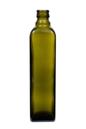 butelka na oliwę MARASCA TOP 500 ml - antique green