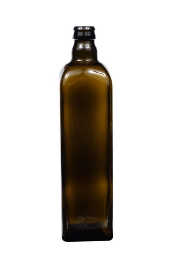 butelka na oliwę MARASCA TOP 500 ml - antique green