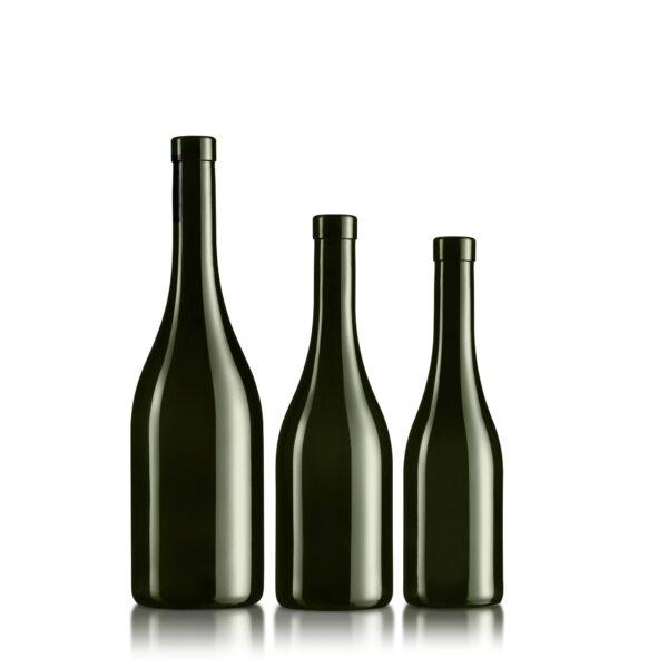 butelka na wino BURGUNDER SORGENTE 500 ml - verdetrusco