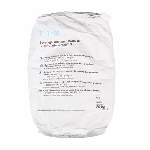 Bentonit AKTIV G 20 kg