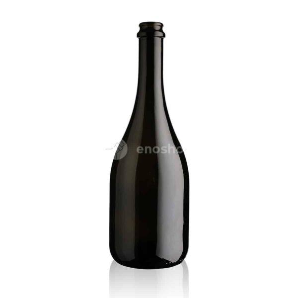 butelka do piwa , cydru , szampana BORGOGNOTTA 750 ml