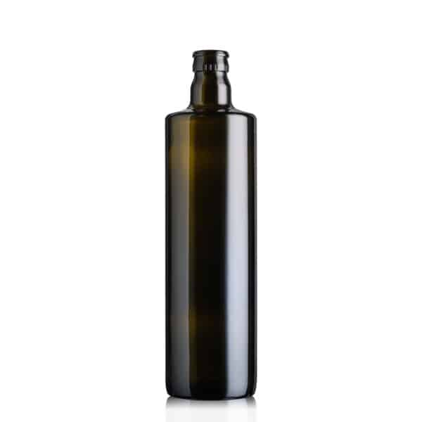 butelka na oliwę DORICA TOP 750 ml - antique green