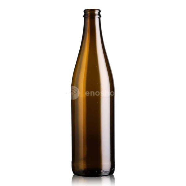 butelka do piwa VICHY Light 500 ml - brązowa