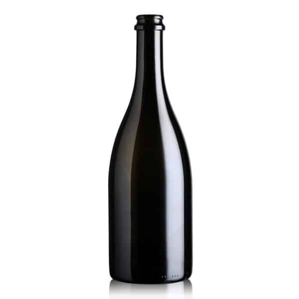 butelka na wino musujące, piwo, cydr BACCO SEKT 750 ml cuvee