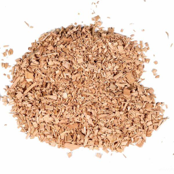 chipsy akacjowe VALOGA - naturalne, niewypiekane 5 kg