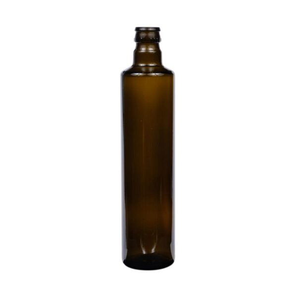 butelka na oliwę DORICA TOP 500 ml - antique green
