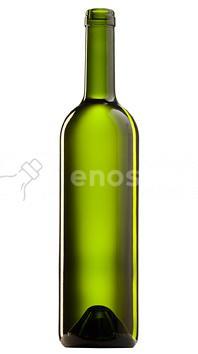butelka na wino BORDOLESE EUROPEA 750 ml - oliwka