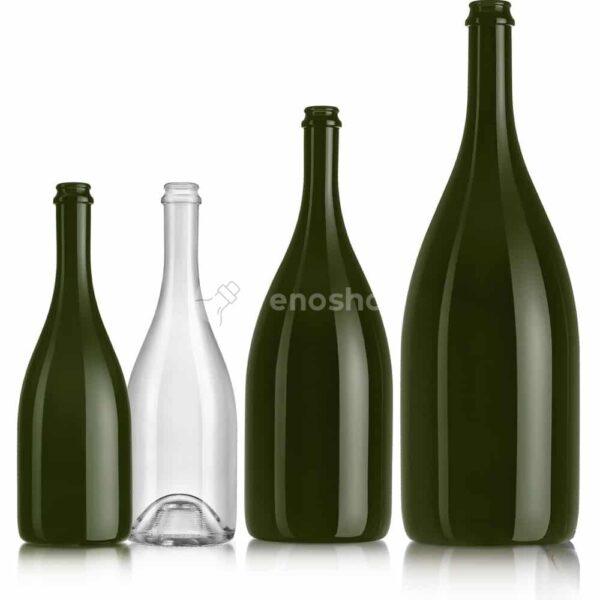 ekskluzywna butelka do szampana CHAMP MEDEA 750 ml