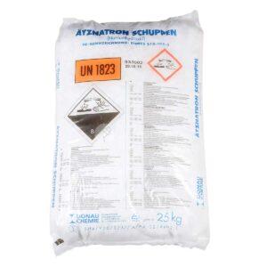 Wodorotlenek sodu NaOH 25 kg