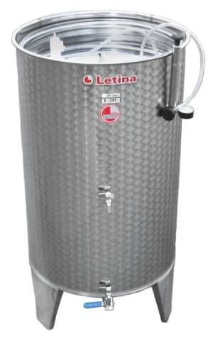 Zbiornik fermentacyjny Letina PZ 100