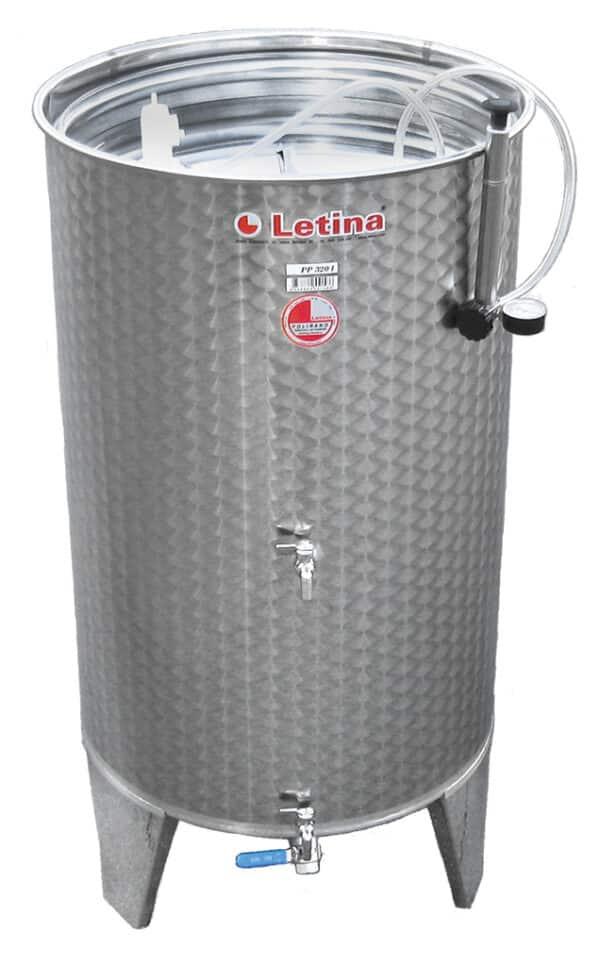Zbiornik fermentacyjny Letina PZ 150