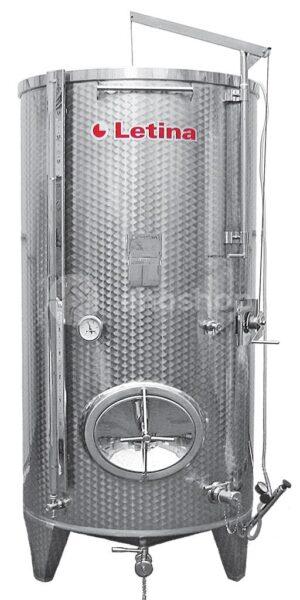 Zbiornik fermentacyjny Letina PZP 1100