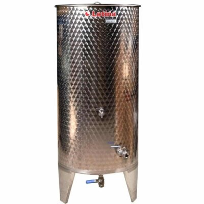 Zbiornik fermentacyjny na wino LETINA PZ 900 - kompletnie wyposażony