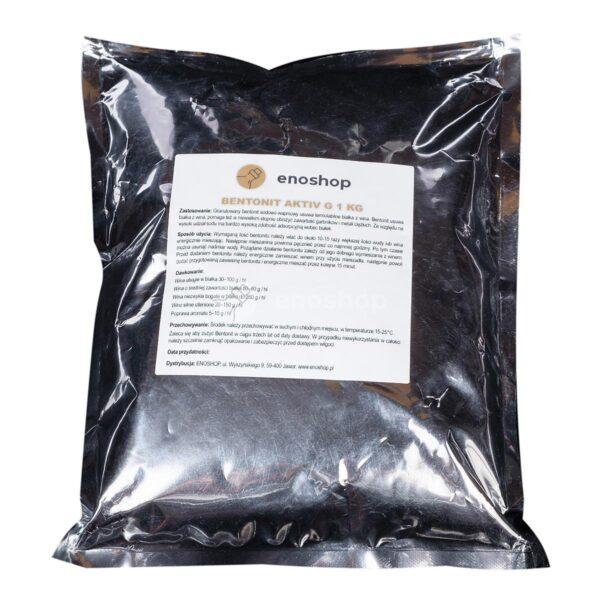 Bentonit AKTIV G 1 kg