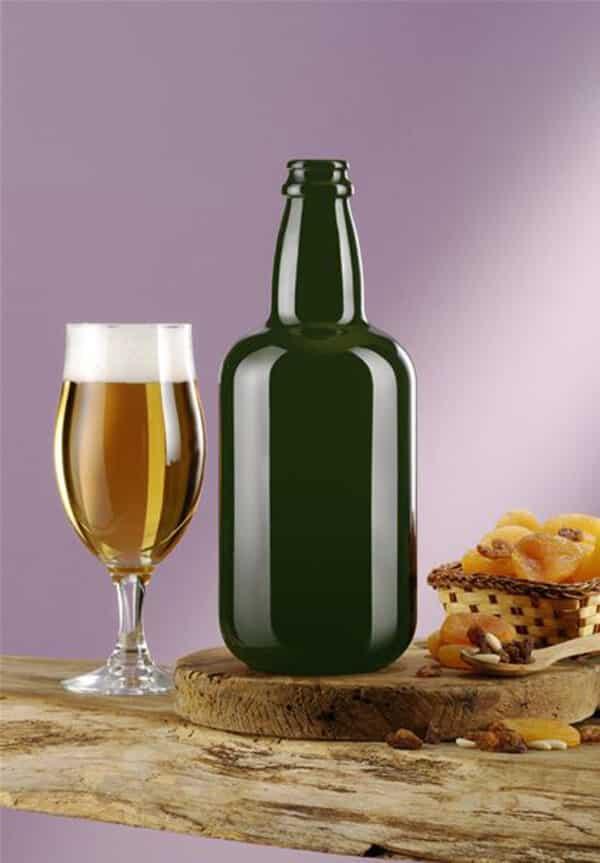 butelka do piwa BIRRA ERA 330 ml - verdetrusco