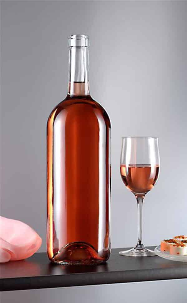 butelka na wino BORDEAUX ANTICA MAGNUM 1500 ml - verdetrusco