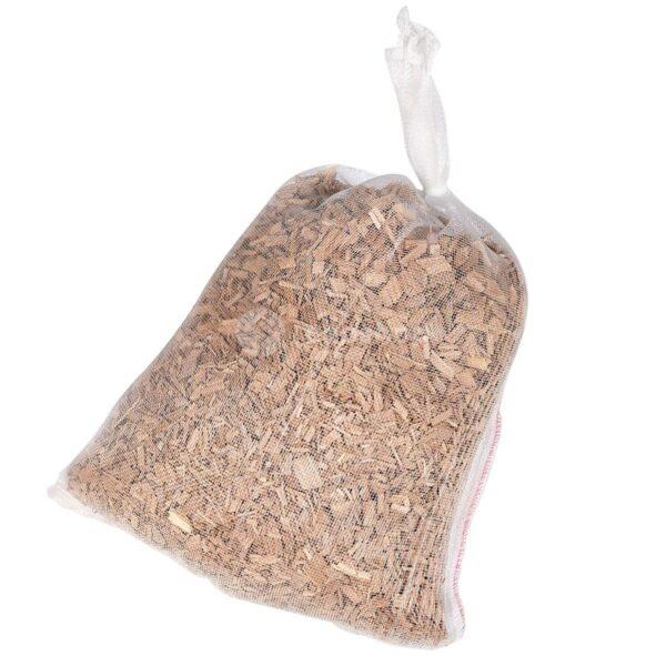 chipsy dębowe płatki - dąb bułgarski 1 kg lekko wypiekane