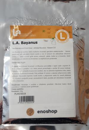 Drożdże do szampana La Bayanus 100 g