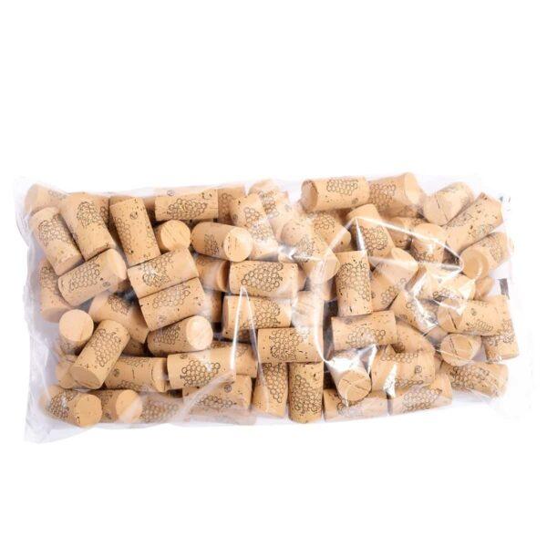 naturalne korki do wina Natural 1st 45x24 mm - 100 szt.