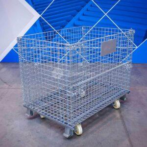kosz siatkowy Gitterbox 120x100x95 cm