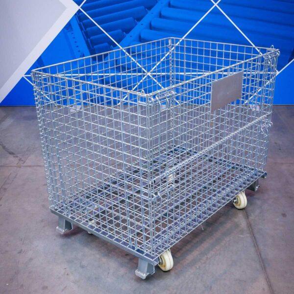 kosz siatkowy Gitterbox 120x80x95 cm