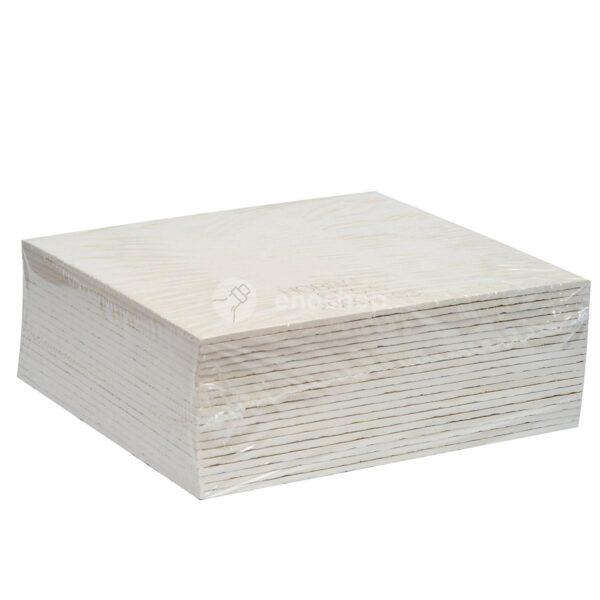 płyty filtracyjne HOBRA ST3 N / 20x20 cm 20 szt.