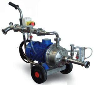 pompa flotacyjna ENOVENETA compact clear 500