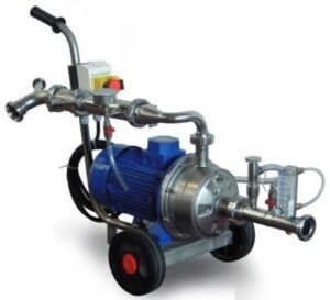 pompa flotacyjna ENOVENETA Compact Clear 200
