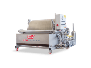 rotacyjny bębnowy filtr próżniowy ENOVENETA SV-20