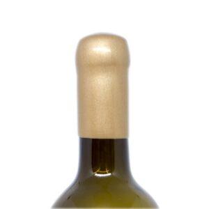 wosk plastyczny , nowoczesny lak do butelek - ZŁOTY