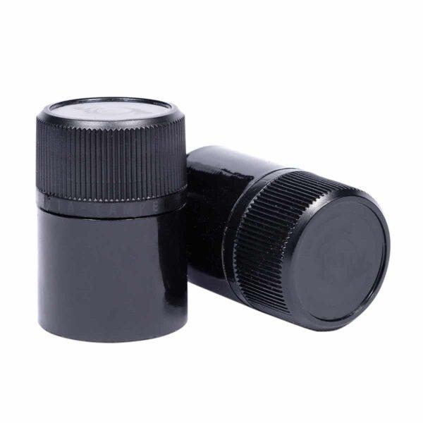 zamknięcie do oliwy DOP - czarne